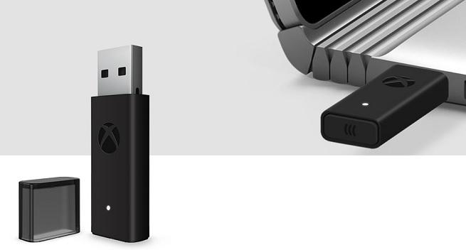 xbox kablosuz adaptör