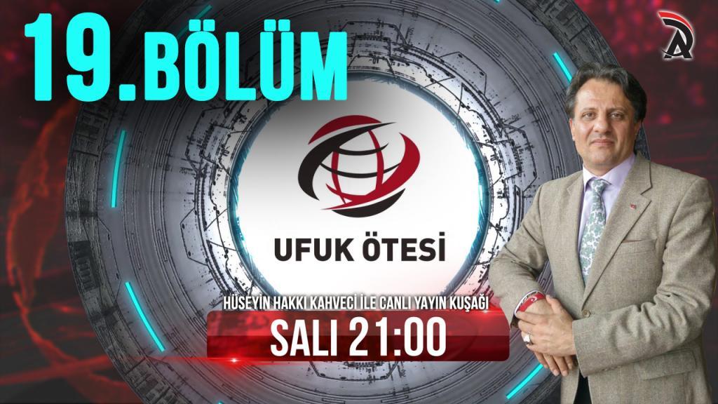 KAHVECİ İLE ATAM TV - UFUK ÖTESİ 29 MAYIS SALI 21:00'DA