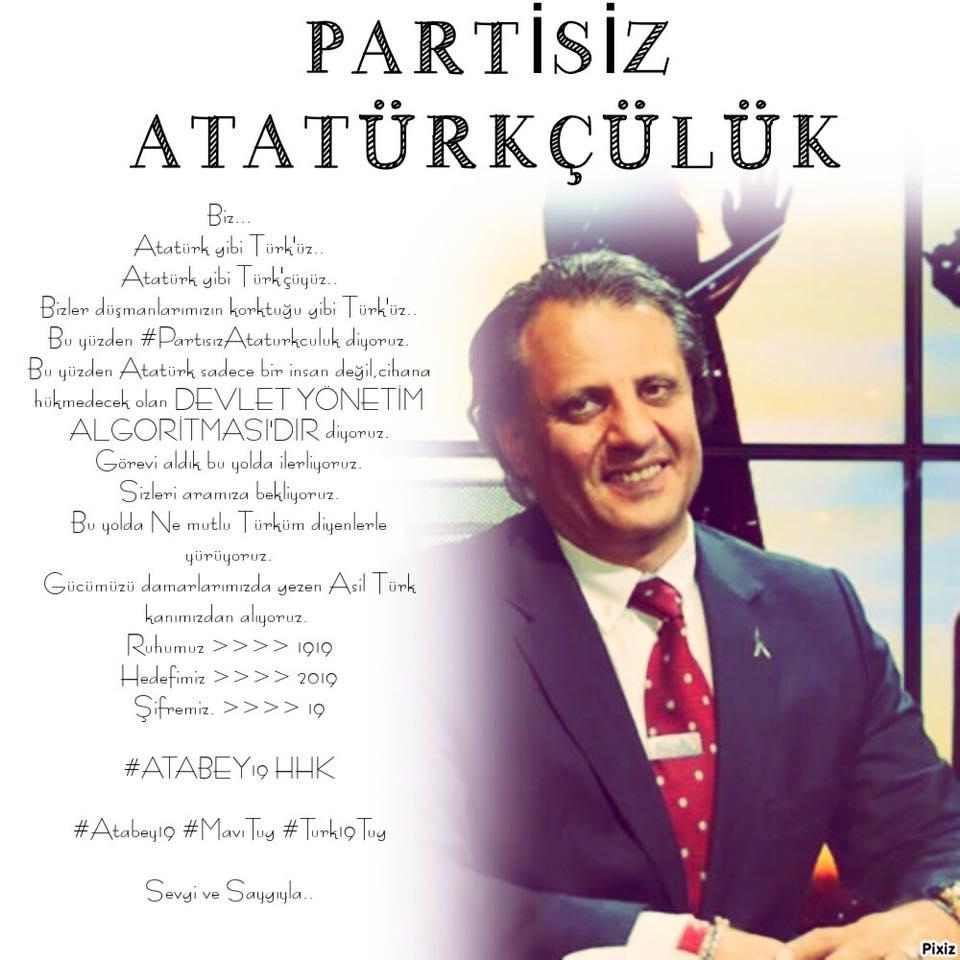 Partisiz Atatürkçülük Lideri: Hüseyin Hakkı Kahveci