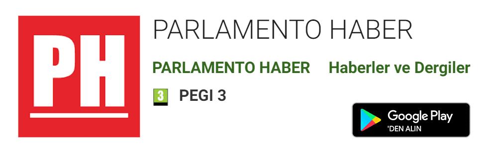 PARLAMENTO HABER Android Uygulaması
