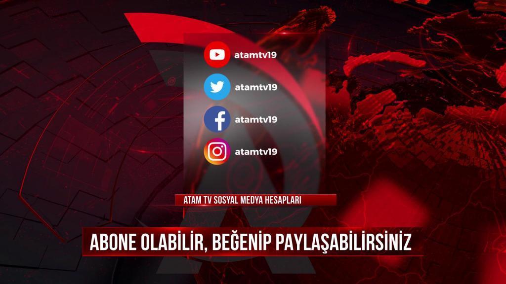 ATAM TV Sosyal Medya Hesapları