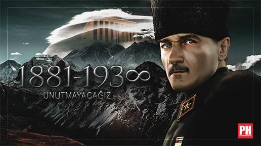 10 Kasım Atatürk'ü Anma Günü Parlamento Haber