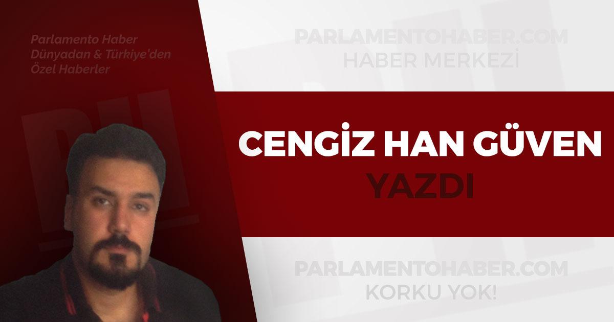 Cengiz Han Güven yazdı