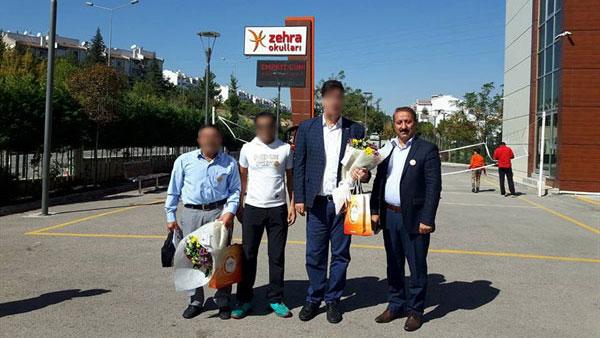 Özel Zehra Anadolu Lisesi ve Fen Lisesi Okul Müdürü Mehmet Nesim Demir