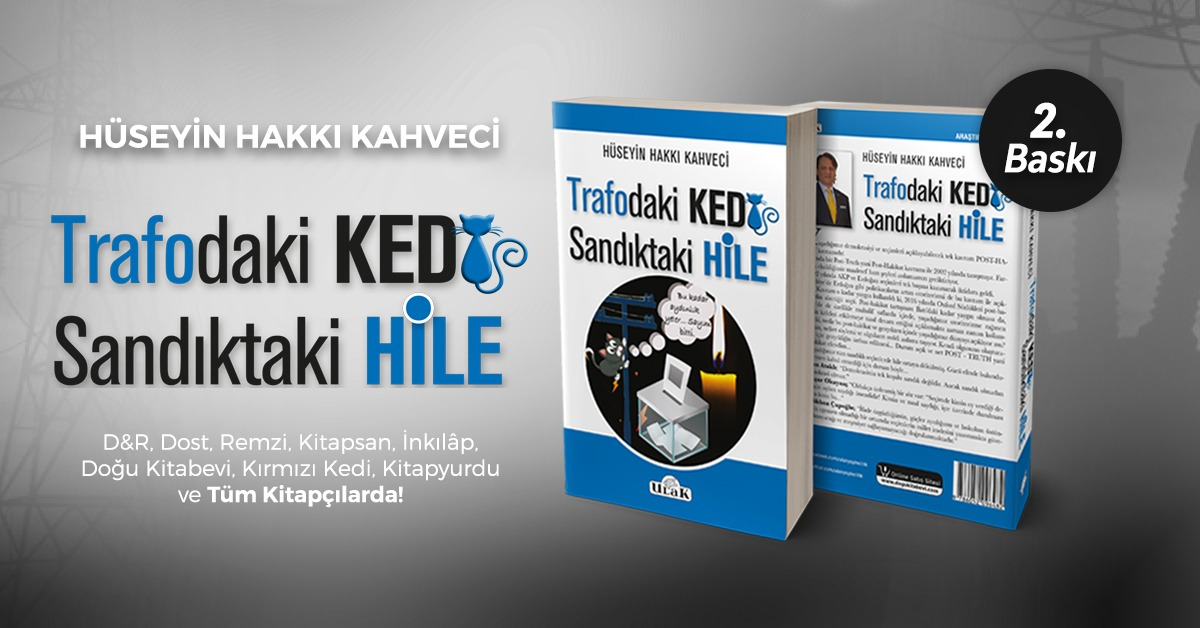 Hüseyin Hakkı Kahveci'nin son kitabı ''Trafodaki Kedi Sandıktaki'' Hile ikinci baskıyı yaptı.