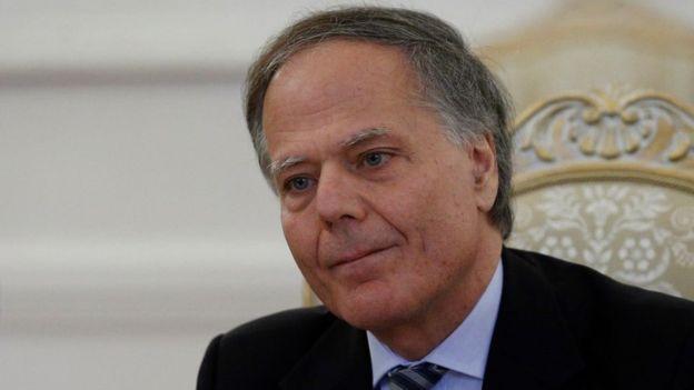 Önergenin ardından Türkiye'nin Roma Büyükelçisi, İtalyan Dışişleri Bakanı Enzo Moavero Milanesi ile temasa geçti.