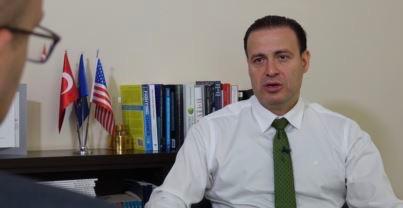 Amerikan Alman Marshall Fonu Ankara Ofisi Direktörü Özgür Ünlühisarcıklı 3