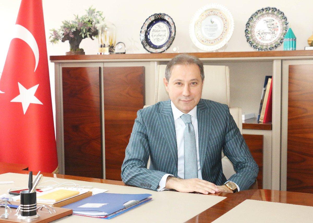 TESK Yönetim Kurulu Üyesi ve Konya Esnaf ve Sanatkârlar Odaları Birliği (KONESOB) Başkanı Muharrem Karabacak