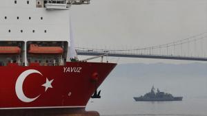 Sondaj gemisi Yavuz