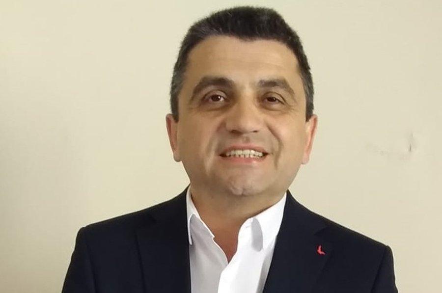Ümit İşbakan, Vali'nin makamında İmamoğlu'na küfrettiğini iddia etti.