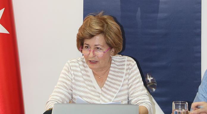 Tüm Eczacı İşverenler Sendikası (TEİS) Başkanı Nurten Saydan