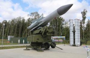 Diplomatik kaynaklar, düşen füzenin S-200 olduğunu iddia etti.