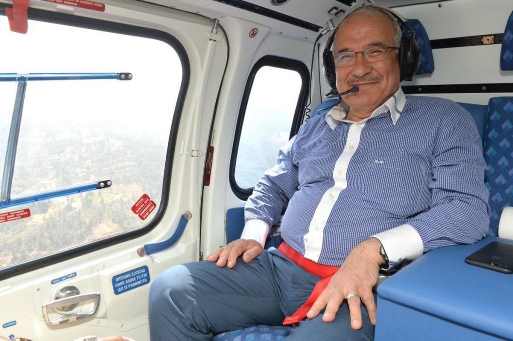 Eski Mersin Belediye Başkanı Burhanettin Kocamaz