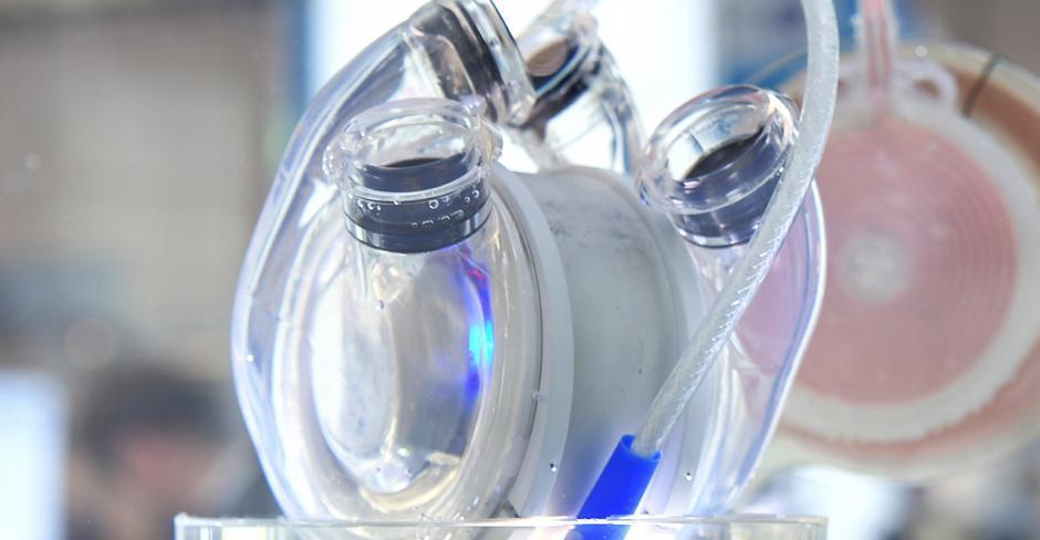 Dilek Gürsoy yapay kalp ile ilgili çalışmalarından dolayı ödüllendirildi.
