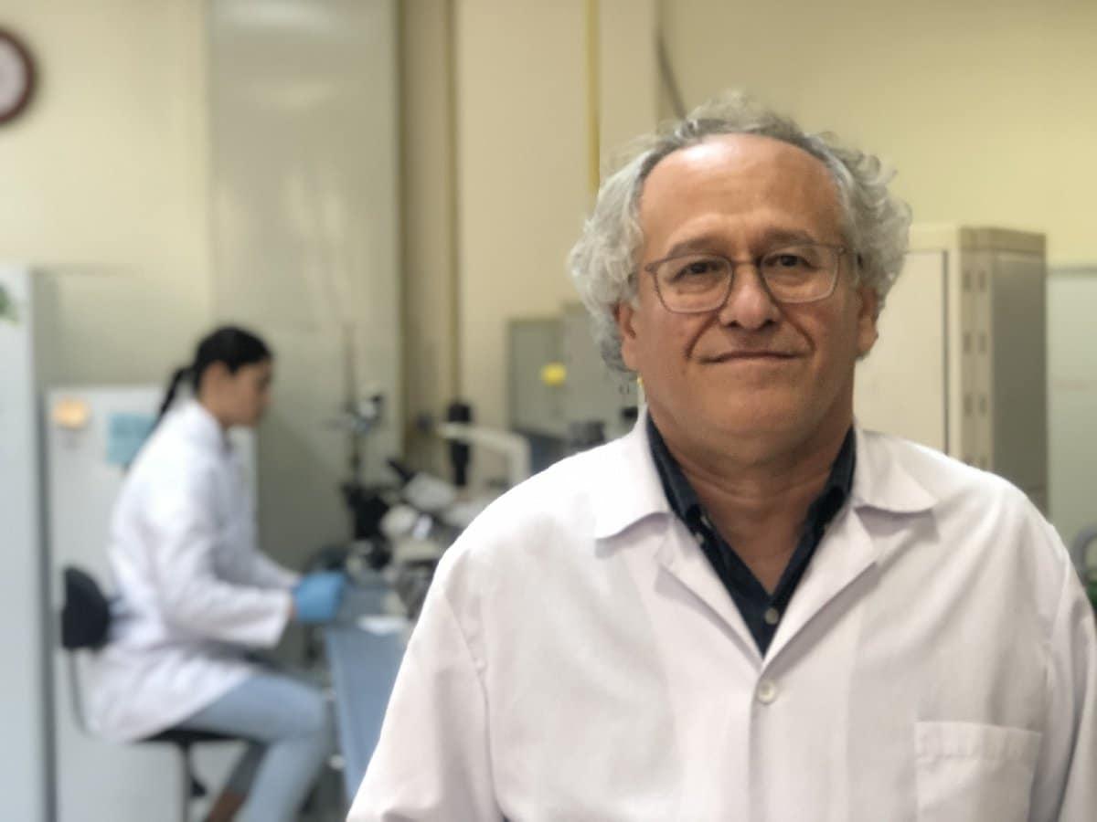 İstanbul Üniversitesi Cerrahpaşa Veteriner Fakültesi Viroloji Ana Bilim Dalı Başkanı Prof. Dr. Hüseyin Yılmaz