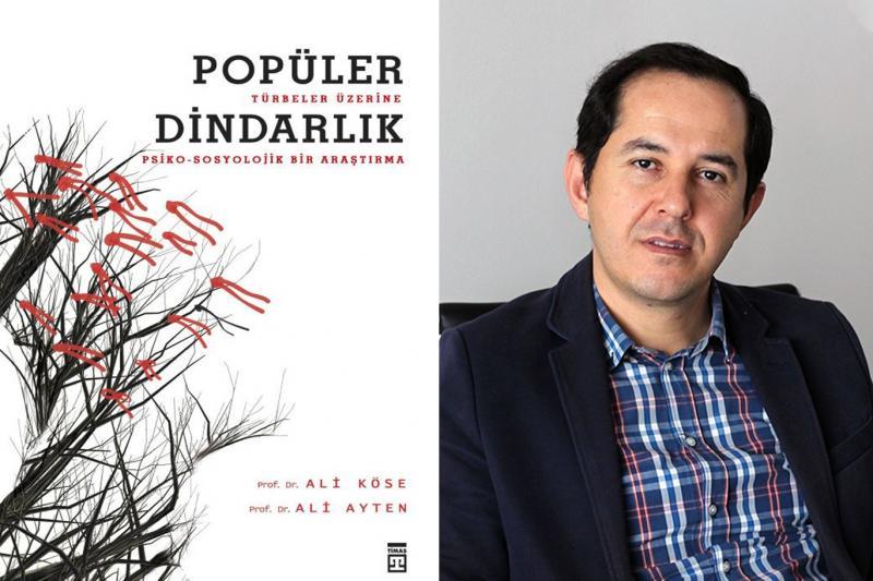 Prof.Dr. Ali Ayten'in Prof.Dr. Ali Köse ile yazdığı kitapta türbeler de incelendi / Fotoğraf: Independent Türkçe