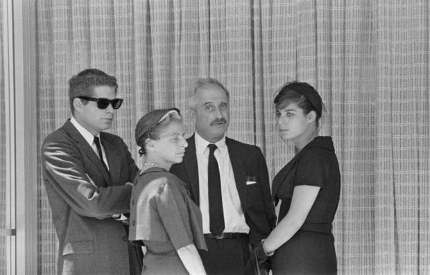 Dr. Ralph G. Greenson, Dr. Khristine Eroshevich, Dr. Margaret Hohenberg