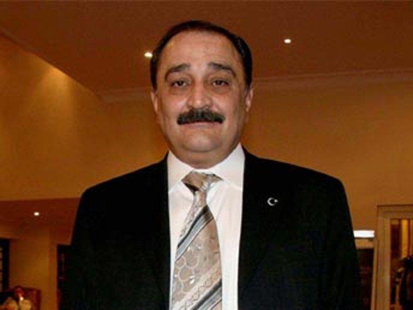 Eski CHP milletvekili Sinan Aygün