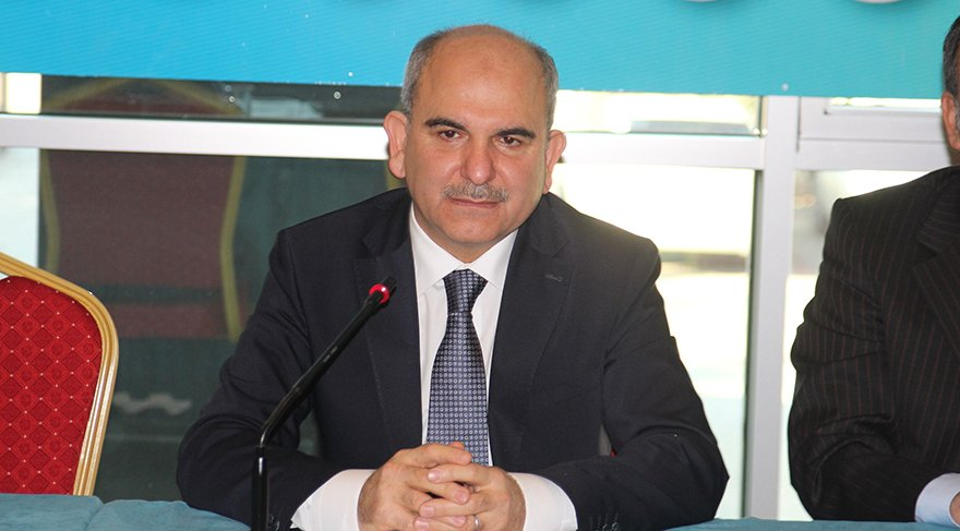 Konya İl Sağlık Müdürü Prof. Dr. Mehmet Koç.