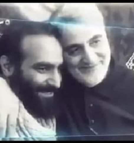 Kasım Süleymani ve Monte Melkonyan