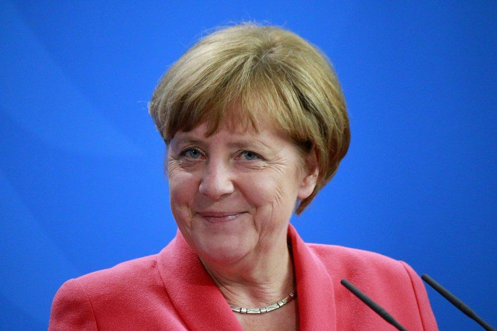 Almanya Başbakanı Angela Merkel/Fotoğraf: Shutterstock