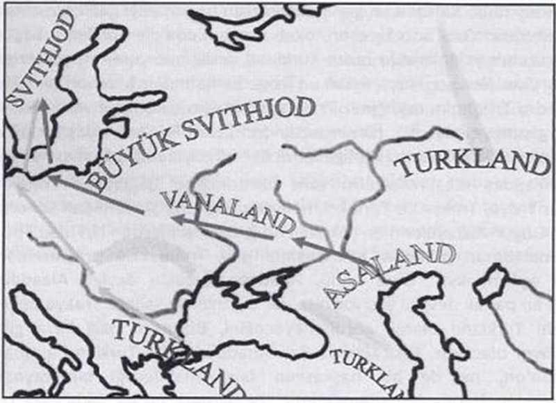 Odin'in Göç Yolu