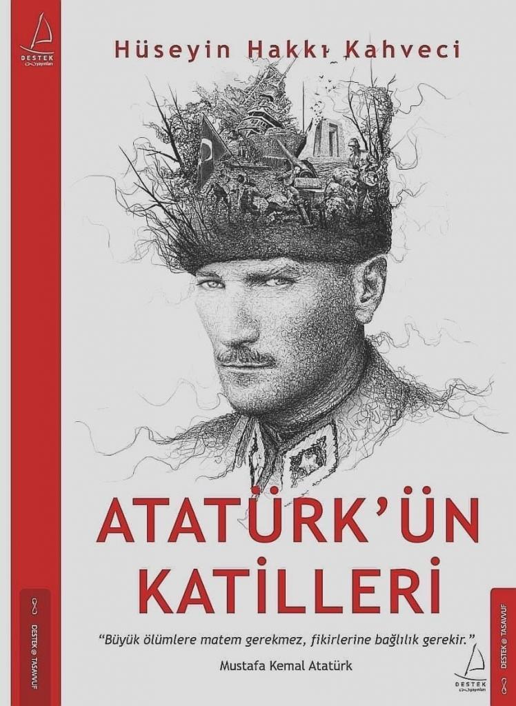'Atatürk'ün Katilleri' okurlarla buluştu