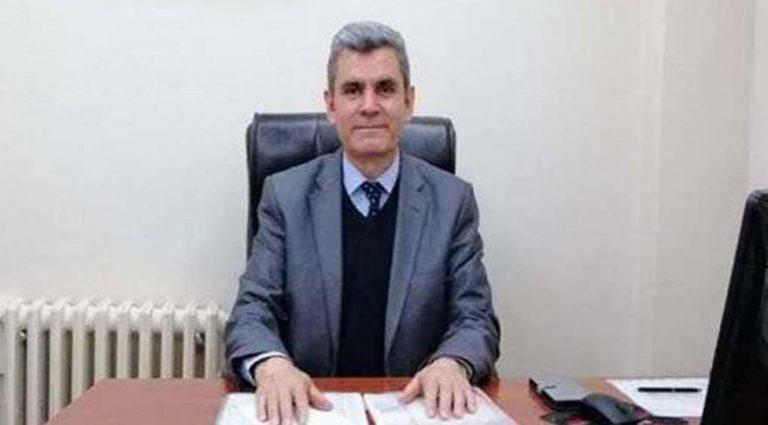Hayrabolu Belediye Başkan Yardımcısı AKP'li Zekeriya Uzun