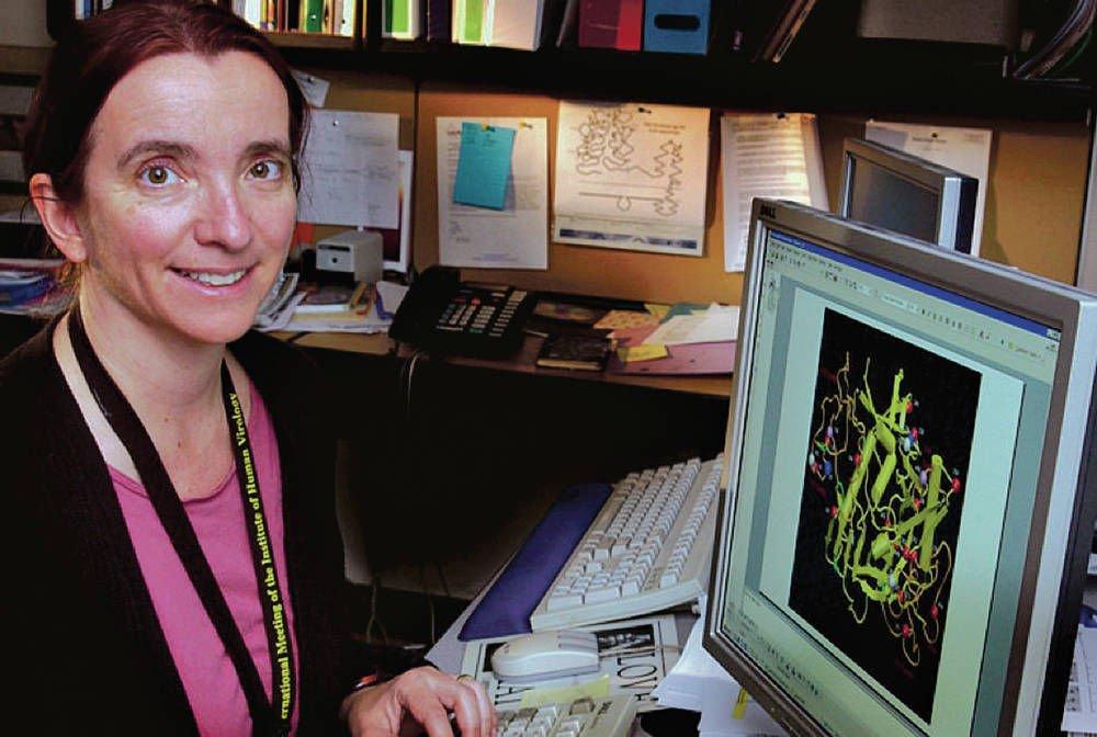 Teorik biyolog Bette Korber