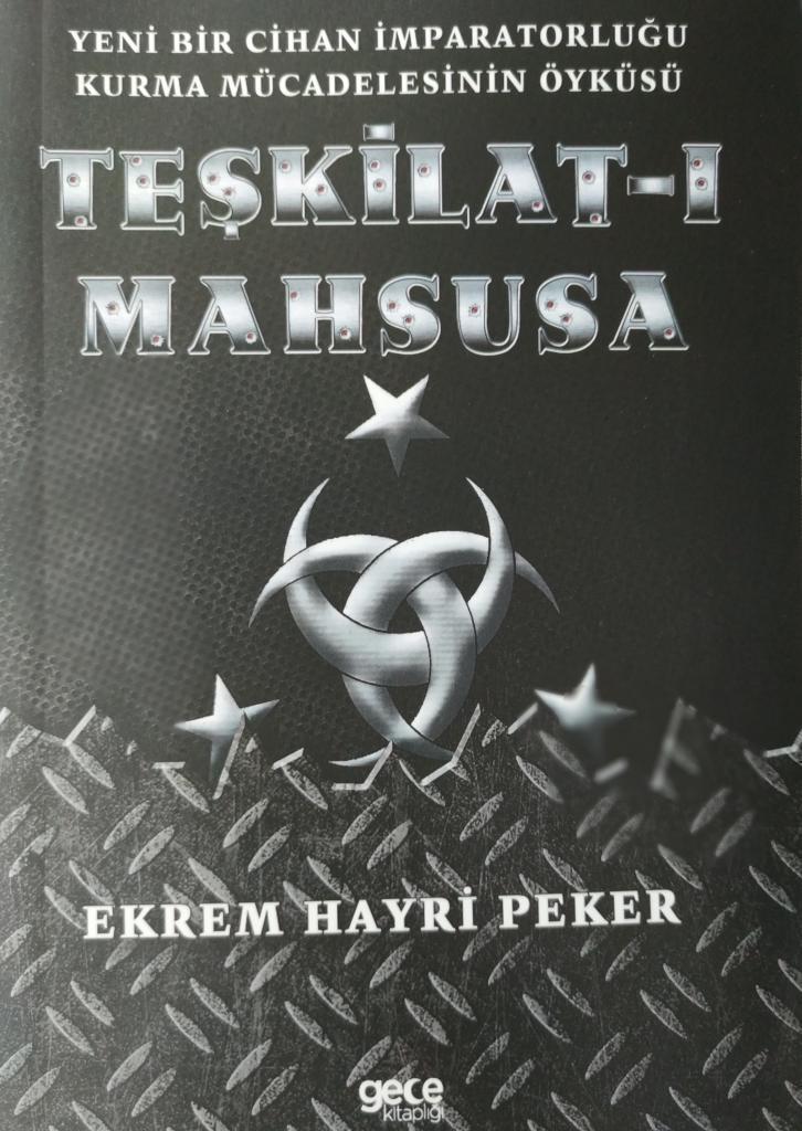 'Teşkilat-ı Mahsusa' okurlarla buluştu