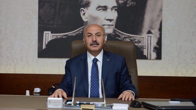İzmir Valisi Yavuz Selim Köşger (FOTO: İHA)