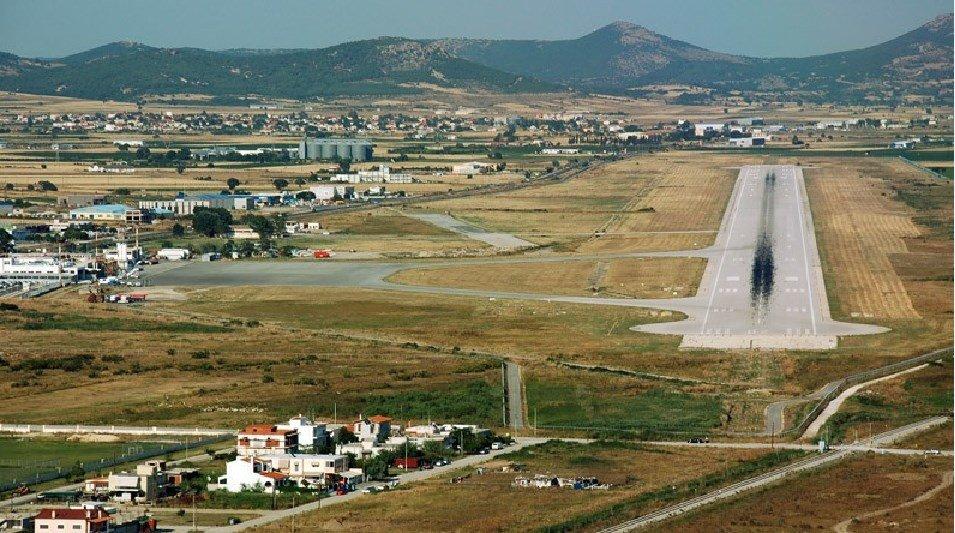 Türkiye-Yunanistan sınırının yakınında bulunan Dedeağaç'taki üs, ABD askeri üssü olacak.