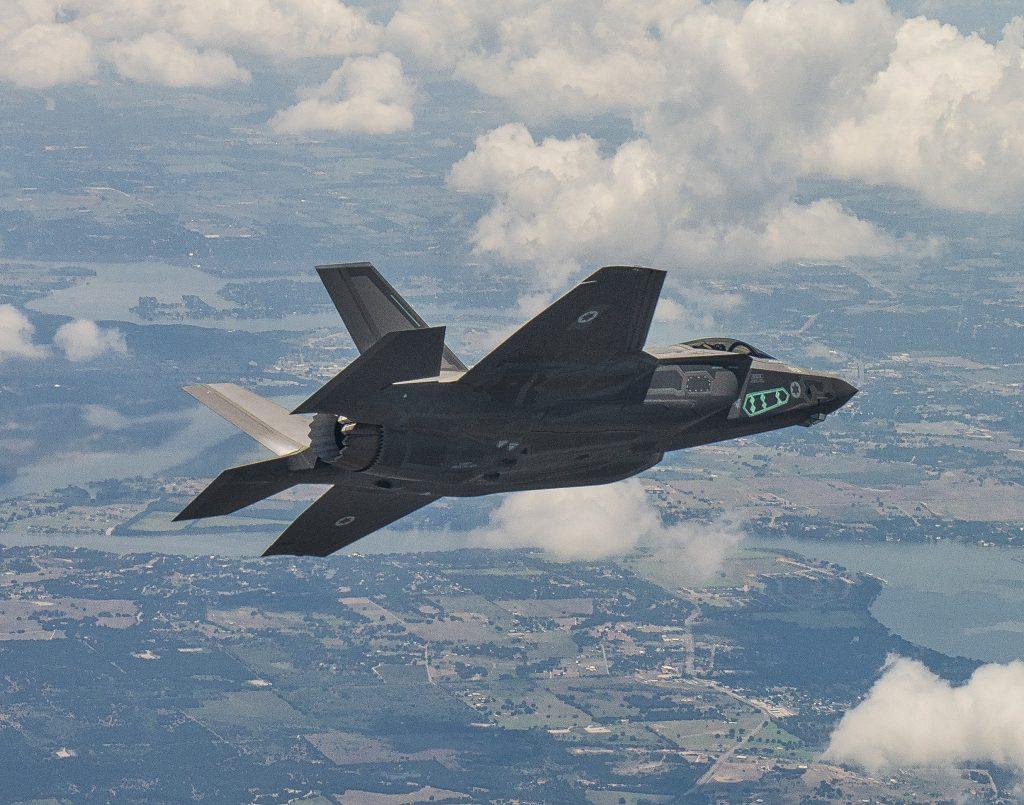 F-35A Müşterek Taarruz Uçağı