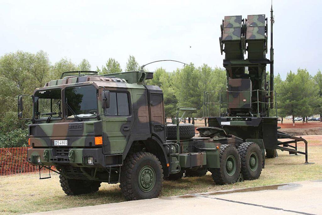 MIM-104 Patriot HSS