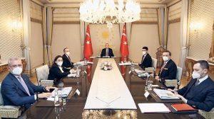Cumhurbaşkanı Erdoğan kendisini TVF yönetim kurulu başkanı olarak tayin etmişti.