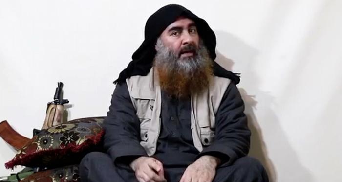 Öldürülen IŞİD lideri Ebubekir El Bağdadi.